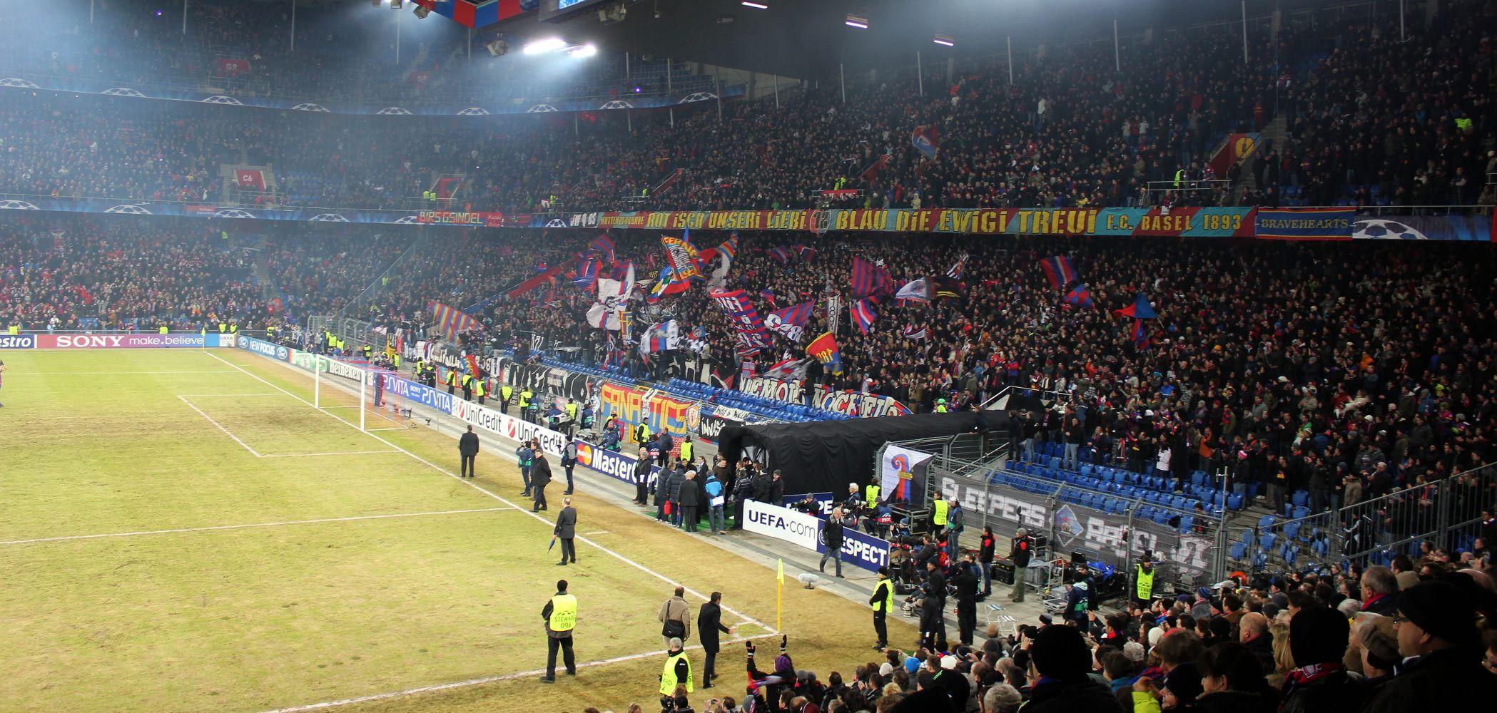 St. Jakob-Stadion Basel